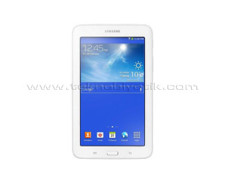 Samsung T113 Galaxy Tab 3 Lite 1GB Bellek 8GB Disk Kapasitesi  7'' WiFi-Bluetooth Android Tablet (Beyaz)