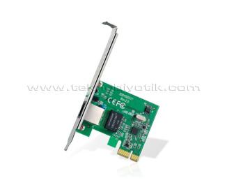 TP-LINK TG-3468 10/100/1000Mbps Gigabit PCI Express Network Adaptör