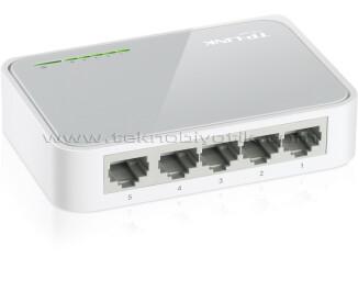 Tp-Link TL-SF1005D 5 Portlu 10/100 Ethernet Switch