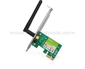 Tp-Link TL-WN781ND 150Mbps Değiştirilebilir Antenli Wireless N PCI Express Kart