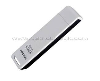 Tp-Link TL-WN821N 300Mbps Kablosuz USB Adaptör