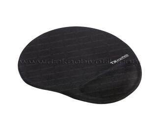 TX ErgoPAD Jel Bilek Destekli 250x220x5mm Ergonomik MousePad (TXACMPAD01)