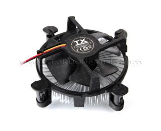 TX Silent Wind 115 Intel 1150/1151/1155/1156 Uyumlu 7 Kanatlı Intel CPU Soğutucu (TXCCSW115)