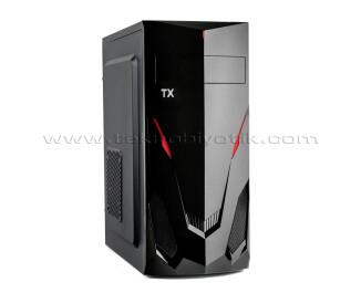 TX K3S 400W 1xUSB3.0, 2xUSB 2.0 ATX Bilgisayar Kasası (TXCHK3SP400)