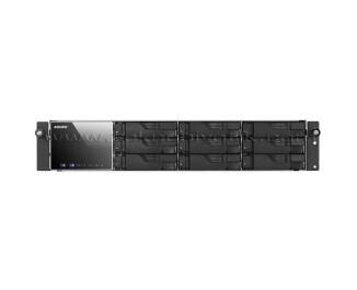 Asustor 7009RDX 2U Xeon E3-1245 4GB 16IP NVR 9 Slot Nas+Rail