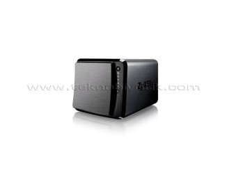 Zyxel NAS542 4-Disk Veri Depolama - 48TB Destekli