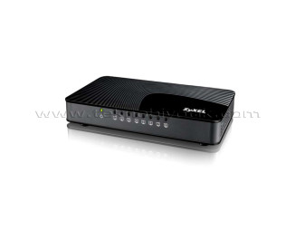 Zyxel GS-108S 8 PORT 10/100/1000 Mbps Switch