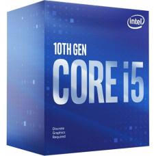 Intel Core i5-10400F 2.9GHz (Turbo 4.3GHz) 12MB Cache LGA1200 Comet Lake 10. Nesil İşlemci