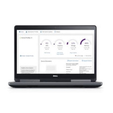 DELL PRECISION M7520 (YAY ) | E3-1535M v5 / 16GB / M2200 4G / 256GB SSD /  W10PRO Workstation (M7520-YAY)