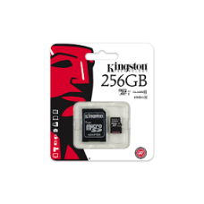 Kingston 256GB Micro SDHC Class10 Hafıza Kartı - SDC10G2/256GB