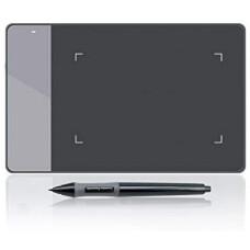 Huion 420 17.6cm x 11.5cm, 2048 Kademe Basınç Hassasiyetli, 4000LPI Çözünürlük Grafik Tablet (4 Adet Yedek Kalem Ucu Hediyeli)