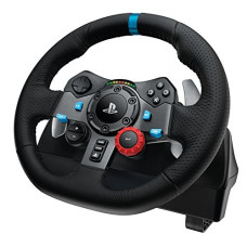 Logitech G29 Gaming PS3 PS4 PC Oyun Direksiyon 941-000112