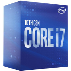 Intel Core i7-10700 2.9GHz (Turbo 4.8GHz) 16MB Cache LGA1200 Comet Lake 10. Nesil İşlemci