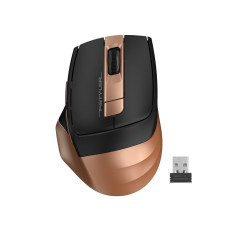 A4-Tech FG35 Bronz Nano Kablosuz Optik Mouse