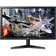"LG 24"" 24GL600F-B 1920x1080 1ms / 144Hz DP / 2xHDMI FULL HD FreeSync Gaming Monitör"
