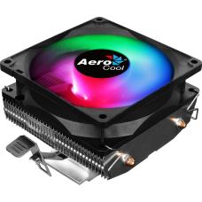 Aerocool Air Frost 2  (AE-CC-AF2) İşlemci Soğutucusu Fixed RGB 9cm Fanlı, Intel / AMD AM4 Uyumlu