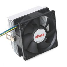 Akasa 8cm AMD İşlemciler İle Uyumlu PWM İşlemci Soğutucu (AK-CC1107EP01)