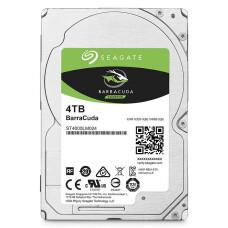 """Seagate Barracuda 4TB 2.5"""" 5400RPM 128MB Cache Sata 3 Notebook Disk ST4000LM024"""