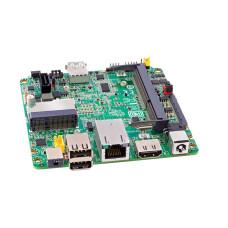 Intel Atom® E3815 İşlemci, 1,46 GHz DDR3L-1066  HDMI, VGA  NUC Anakart