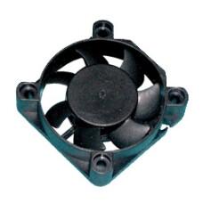 Akasa Classic Black 4cm Fan (AK-DFS401012M)