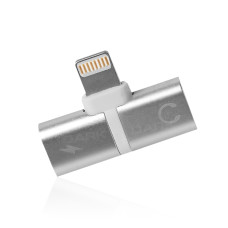 Dark iPhone Uyumlu Lightning Çoklayıcı (DK-AC-CPIX2)