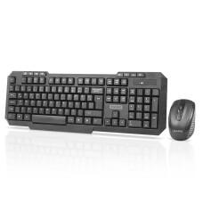 Dark KMW1010 Multimedia Butonlu Türkçe Q Kablosuz Klavye & Mouse Set