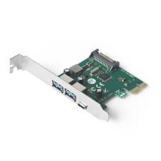 Dark U31P Çift USB 3.1 Type C + Type A Portlu PCI Express Kart (DK-AC-U31P)