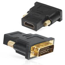 Dark HDMI Dişi - DVI Erkek Çevirici (DK-HD-AFHDMIXMDVI)