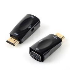 Dark HDMI - VGA ve SES Aktif Dijital-Analog Dönüştürücüsü (DK-HD-AHDMIXVGA2)