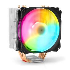 Dark Freezer X127 Intel & AMD Uyumlu, ARGB Fanlı Kule Tipi İşlemci Soğutucu ( DKCCX127 )