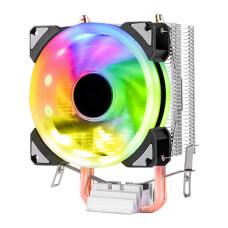 Dark Freezer X93 Intel / Ryzen Uyumlu İşlemci Soğutucu 9.2cm FRGB LED Fanlı, Intel LGA 775/115X/1366/2011/2066, AMD AM2/AM3/AM4/FM1/FM2, 4pin PWM Fanlı