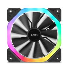 Dark AURA 12cm Dual Ring Adreslenebilir RGB Fan (Sadece DKCHCFK03 İle Uyumlu) (DKCF123ARGB)