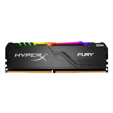 Kingston 8GB DDR4 3000MHz CL15 HyperX Fury RGB Bellek Ram (HX430C15FB3A/8)