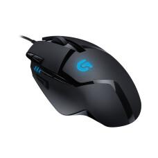 Logitech G402 4000 DPI Oyuncu Mouse Usb (Siyah) (910-004068)