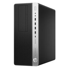 HP 400MT 2ZE84ES i7-7700 8GB 4 GB Vga 2TB Freedos Masaüstü Bilgisayar