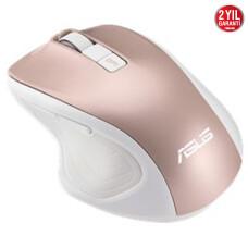 Asus MW202 1600dpi Kablosuz Optik Rose Gold Mouse