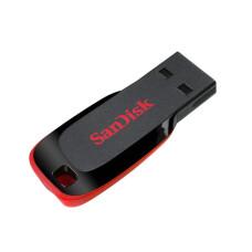 Sandisk 16GB Cruzer Blade Usb 2.0 Bellek - SDCZ50-016G-B35