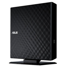Asus SDRW-08D2S-U USB Slim  External DVD-RW (Siyah)