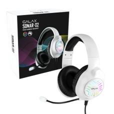 Galax Sonar 02 Gaming Headset USB 7.1 Kanal RGB Oyuncu Kulaklığı (GLX-HGS025CSRGR0-GXLG)