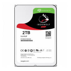 "Seagate IronWolf NAS HDD 2TB 3.5"" 5900RPM 64MB Cache Sata 3 Sabit Disk ST2000VN004"