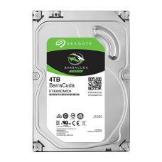 "Seagate Barracuda 4TB 3.5"" 5400RPM 256MB Cache Sata 3 Sabit Disk ST4000DM004"