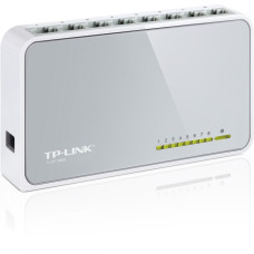 Tp-Link TL-SF1008D 8 Portlu 10/100 Ethernet Switch