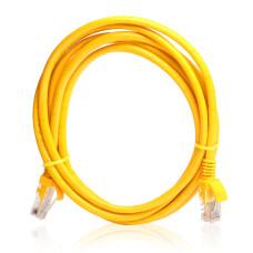 TX 2m Cat5E CCA Solid UTP Sarı Network Kablosu (TX-CB-NT5U200Y)