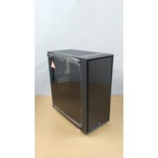Aerocool Quartz  1 Adet Renksiz Led Fanlı ve Güçlendirilmiş Camlı USB 3.0 Siyah ATX Oyuncu Kasası (OUTLET)