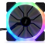 Dark 120mm Dual Ring RGB Fan (6pin bağlantı) Dark Vision ve Dark Guardian Kasa İle Uyumlu!