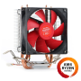 Dark Freezer X90, 92mm 4pin PWM Fanlı, 2x Isı Borusu, Direkt Kontak Intel / AMD Uyumlu İşlemci Soğutucu (DKCCX90)